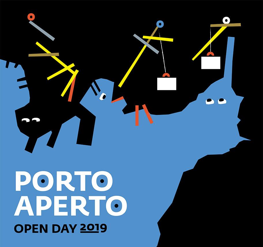 Porto aperto - Open day 2019 Porto di Trieste